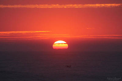 Photograph - Many Colors Of The Sun by Robert Banach