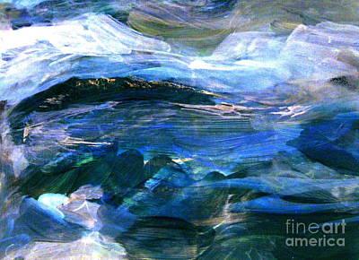 Painting - Many Destinations by Nancy Kane Chapman