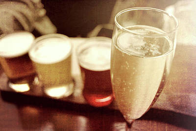 Photograph - Many Toasts by JAMART Photography