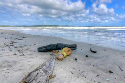 Photograph - Manzanilla Beach by Nadia Sanowar