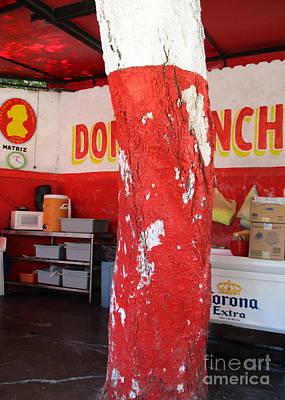 Photograph - Manzanillo Restaurant by Randall Weidner