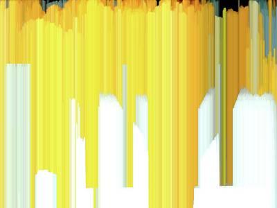 Digital Art - Maple Across The Street 4 Wc 2s2  by Lyle Crump