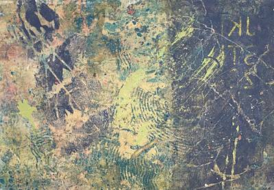 Mixed Media - Mapping The Heavens by Susan Richards