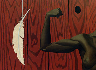 Painting - Mapplethorpe's Majesty by Paxton Mobley