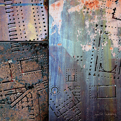 Maps #9 Art Print