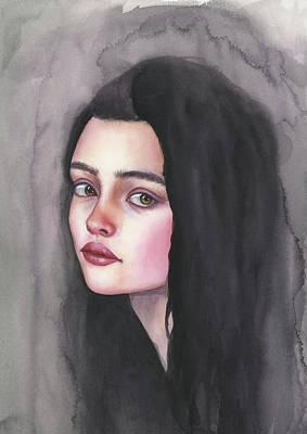 Painting - Mara by Zapista
