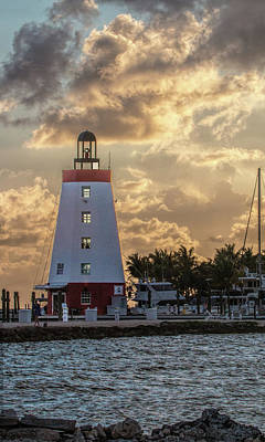 Photograph - Marathon Light House by Dorothy Cunningham