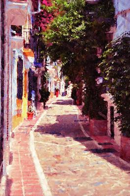 Marbella, Andalusia - 04 Art Print by Andrea Mazzocchetti
