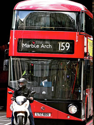 Photograph - Marble Arch by Ira Shander
