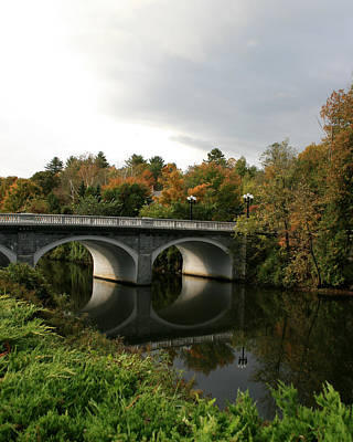 Photograph - Marble Bridge by George Jones