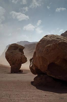 Photograph - Marble Canyon No. 2 by Dave Gordon
