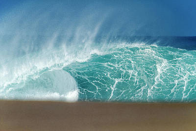 Surfing Photograph - Marble Eye by Sean Davey