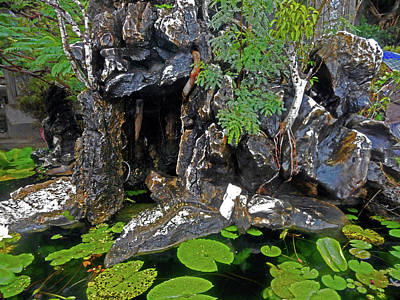 Photograph - Marble Mountains 17 by Ron Kandt