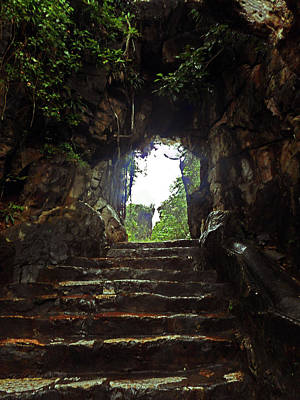 Photograph - Marble Mountains 43 by Ron Kandt
