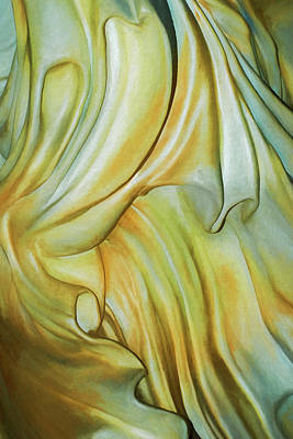 Digital Art - Marble Robe by Becky Titus