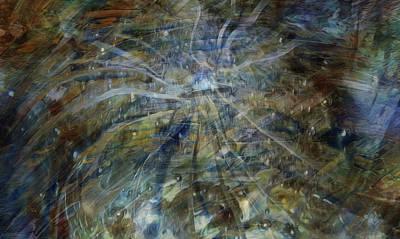Marblelize Art Print