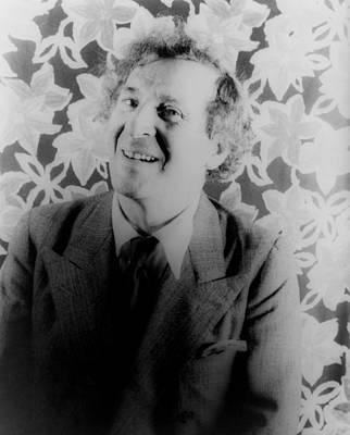 Marc Chagall 1887-1985, Jewish Art Print