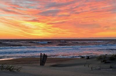 Photograph - March 23 Sunrise  by Barbara Ann Bell