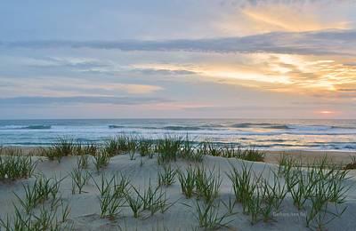 Photograph - March 31, 2017 Sunrise by Barbara Ann Bell