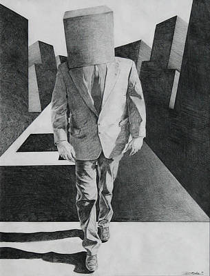 March Of Adaptation Art Print by Ryan Babcock