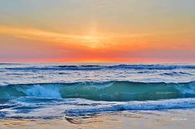 Photograph - March Sunrise 3/6/17 by Barbara Ann Bell