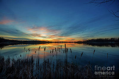 Photograph - March Sunset by David Arment