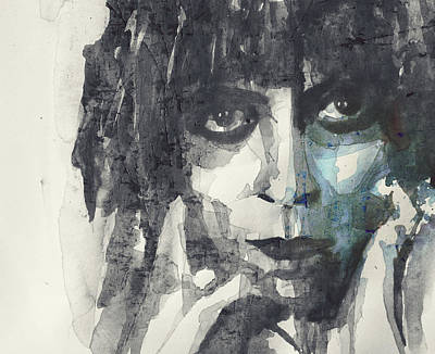 Muse Painting - Marchesa Casati  by Paul Lovering