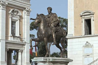 Marcus Aurelius II Art Print
