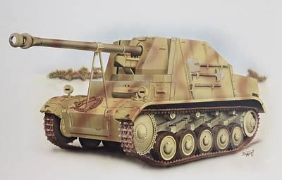 Jagdpanzer Marder II  Original