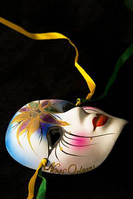 Mardi Gras Original by Ayesha  Lakes