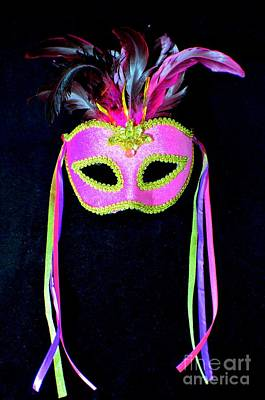 Photograph - Mardi Gras No 3 by Mary Deal