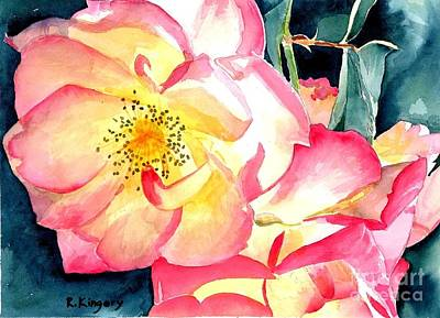 Mardi Gras Rose Original