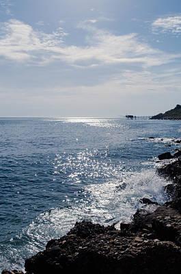 Photograph - Mare Adriaticum  by Andrea Mazzocchetti