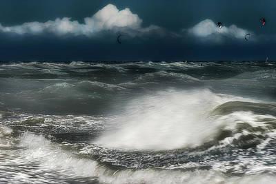 Photograph - Mareggiata A Ponente - Eastern Seastorm by Enrico Pelos