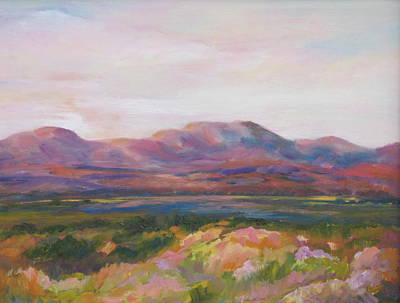 Painting - Marfa Skies /sold by Sally Fraser