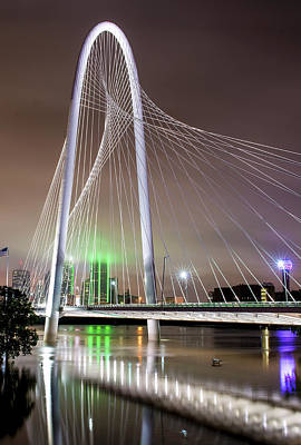 Photograph - Margaret Hunt Hill Bridge 82216 by Rospotte Photography