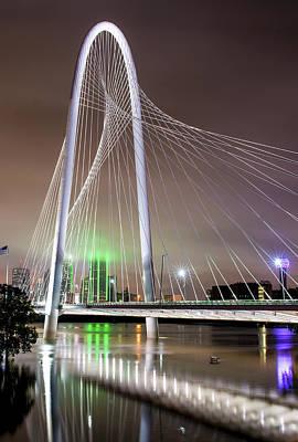 Photograph - Margaret Hunt Hill Bridge 82216 by Rospotte Photography