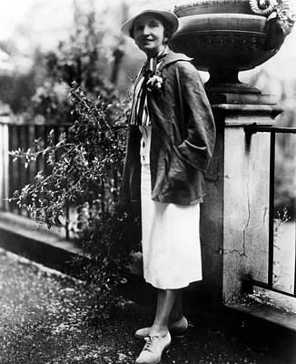 Margaret Sanger, Founder Of Planned Art Print