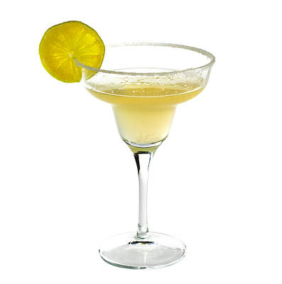 Martini Royalty-Free and Rights-Managed Images - Margarita by Boyan Dimitrov