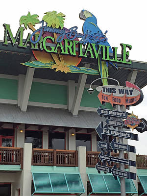 Photograph - Margaritaville by Aimee L Maher Photography and Art Visit ALMGallerydotcom