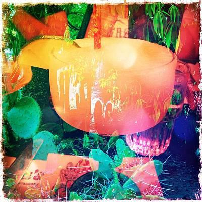 Photograph - Margaritaville by Anne Thurston