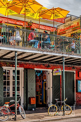 Photograph - Margaritaville French Quarter Nola by Kathleen K Parker