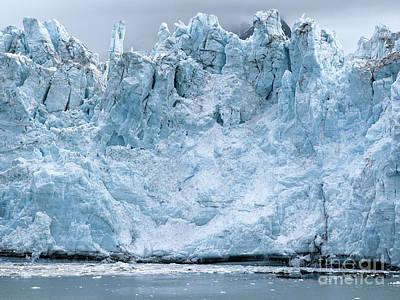 Argentina Photograph - Margerie Glacier At Glacier Bay National Park, Alaska by Dani Prints and Images