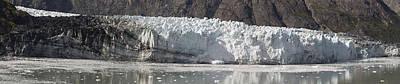 Photograph - Margerie Glacier by Richard J Cassato