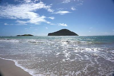 Photograph - Maria Island In Saint Lucia by Daniel Jean-Baptiste