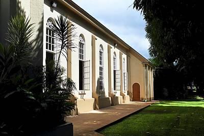 Photograph - Maria Lanakila Church Exterior by Kirsten Giving