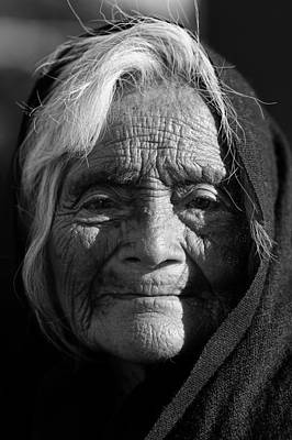 Mexico Photograph - Maria Magdalena - The Scars Of The Memory 2009 2012 by Toni B Ferragut