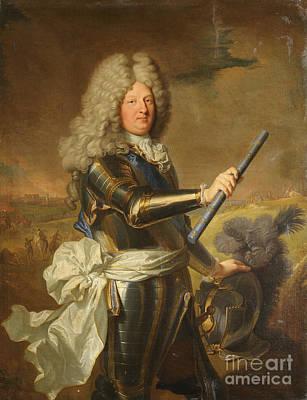 Maria Theresa Of Spain Art Print
