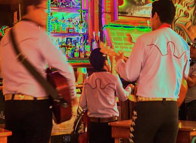 Photograph - Mariache Band 1 by Susan Garrett