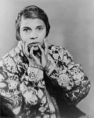 Marian Photograph - Marian Anderson 1897-1993, African by Everett